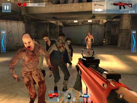 ЗОМБИ ЦЕЛЬ - Zombie Objective на iPad