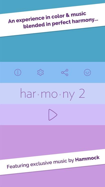 har•mo•ny 2 screenshot-0