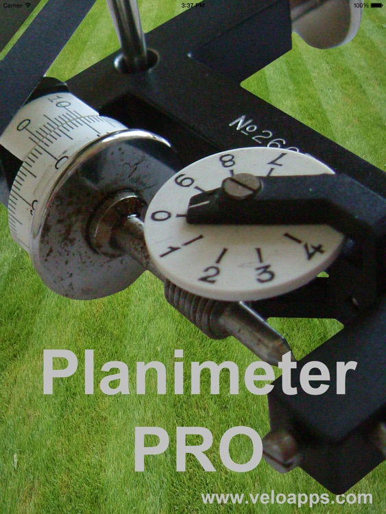 Planimeter PRO HD - Distance and area measuring tool