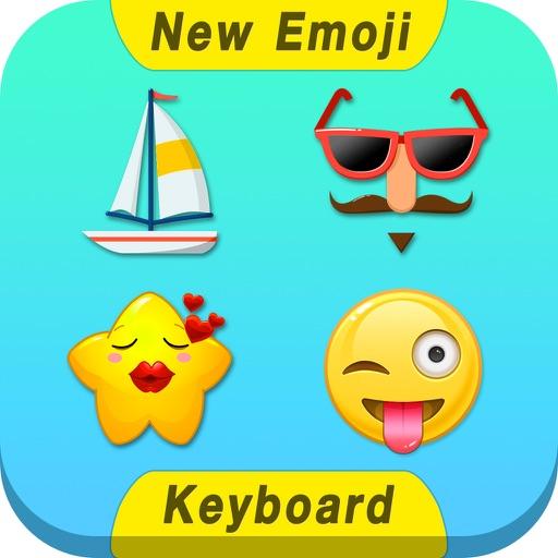 GIF Emoji Keyboard -  New 5000 + Animated 3D Emoticons Keyboard for iOS 8 & iOS 7 FREE