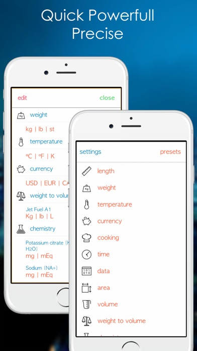 Unit Converter - Convert units in no time with the best unit conversion tool with free integrated calculator, up to date currency exchange rates and unlimited favorites