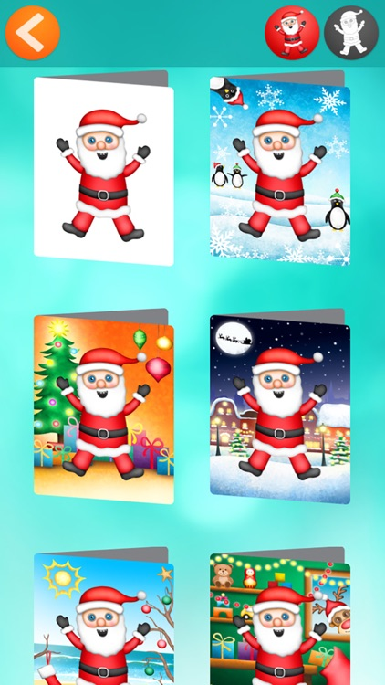 tiny christmas card maker