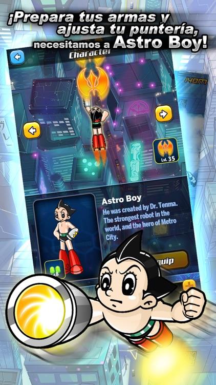 El Vuelo de Astro Boy screenshot-0