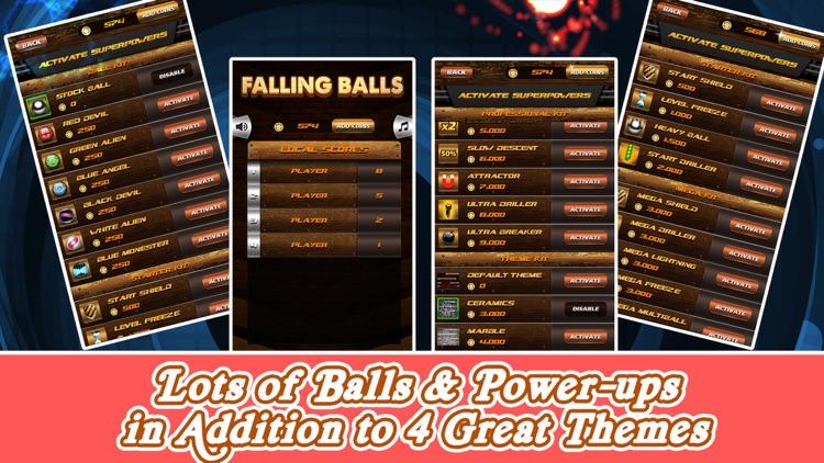 Falling Balls ! screenshot-3