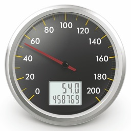 Speedometer HUD - Speed in the Windshield