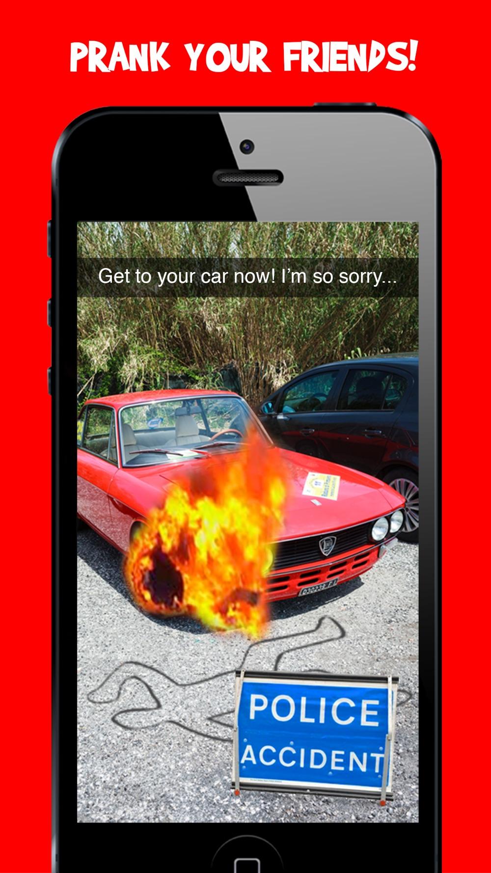 Damage Cam - Fake Prank Photo Editor Booth hack tool
