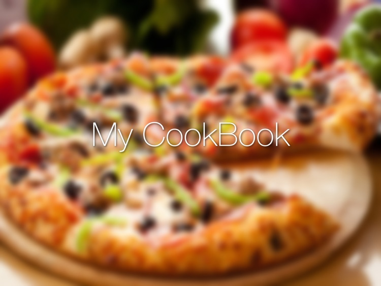 My CookBook!