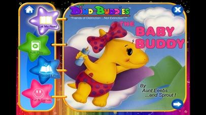 Dino-Buddies™ – The Baby Buddy Interactive eBook App