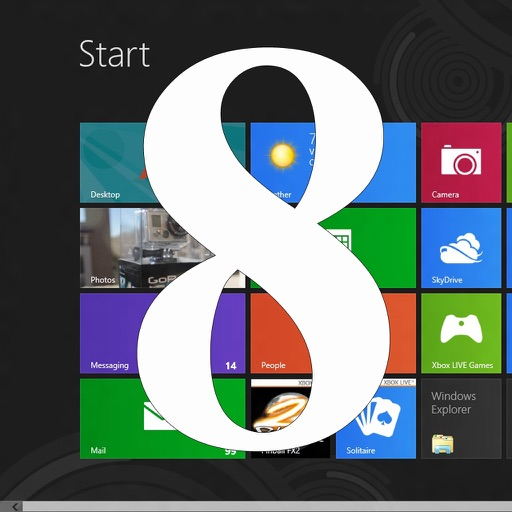 Tips & Tricks For Using Windows 8 icon