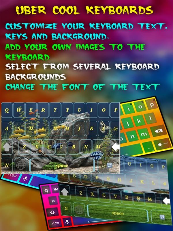 Best Uber Cool Custom Keyboard - Free - Online Game Hack and