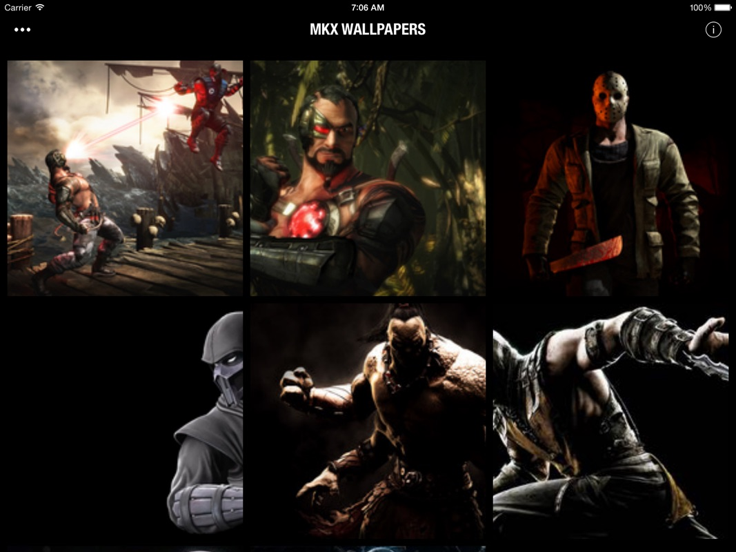 3 minutes to hack wallpapers for mortal combat x best mkx artworks