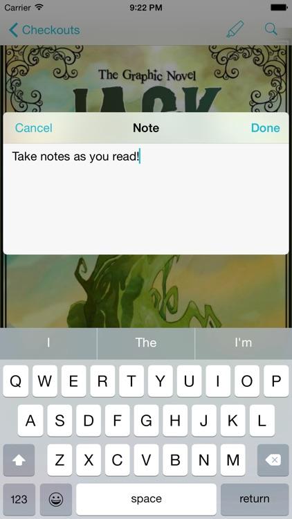 eHub Reader screenshot-3