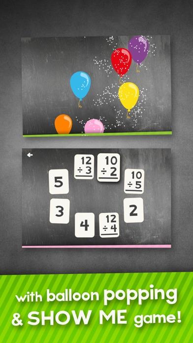 第2回で子供のための部門フラッシュカードマッチゲーム、3番目と4年生の学習フラッシュカード無料のおすすめ画像2