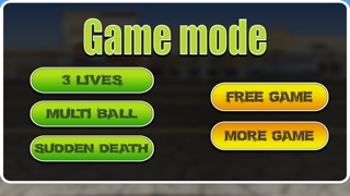 Street Soccer Goal Saver Pro - best virtual football game Screenshot on iOS