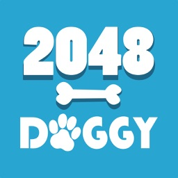 Doggy 2048 - The legend is back with dogs