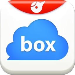BoxdotCrane for iPad - FileCrane for Box.