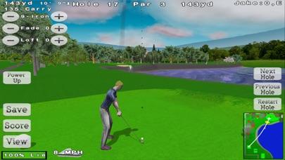 Nova Golf screenshot one