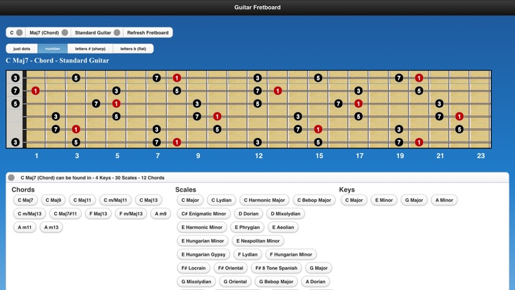 Guitar Chords I screenshot-1