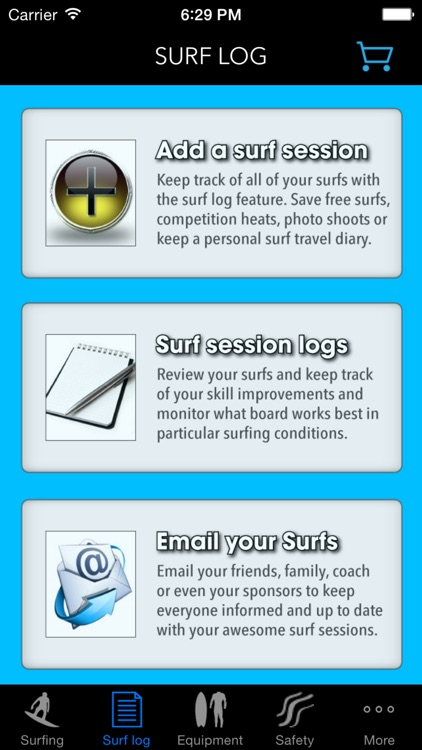 iSurfer - Surfing Coach screenshot-3