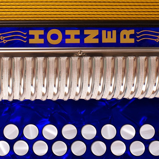 Hohner-D/G Mini Button Accordion