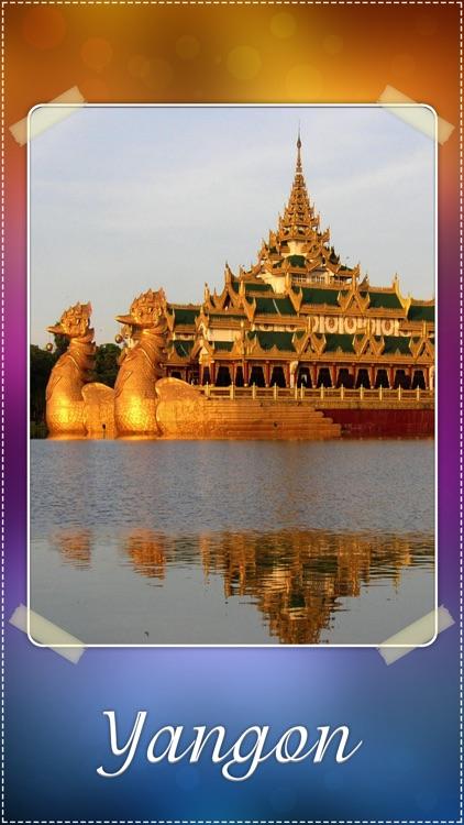 Yangon Offline Travel Guide