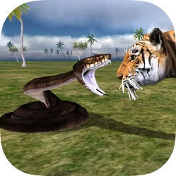 Wild Snake Attack 3D