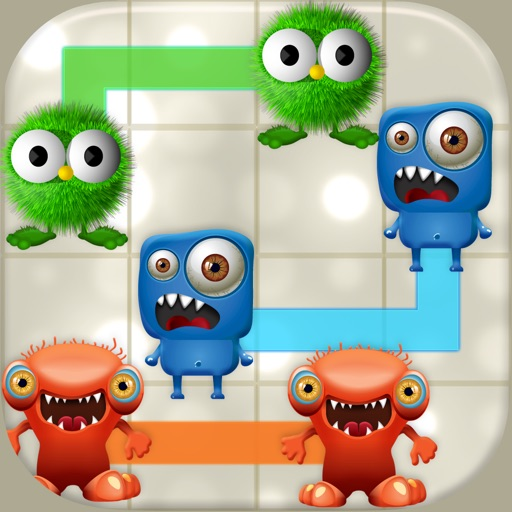 ' A Alien Monster Crazy Mash-Up – Free Puzzle Game