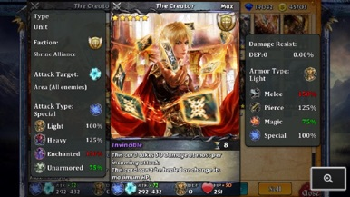 Epic Cards Battle (TCG) screenshot for iPhone