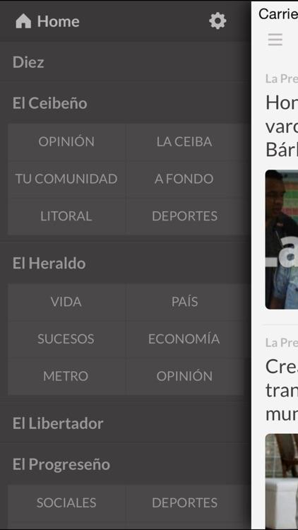 Periódicos HN - Los mejores diarios y noticias de la prensa en Honduras