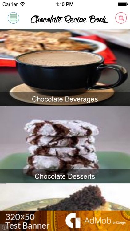 Chocolates recipes free