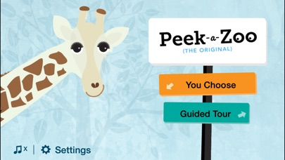 Screenshot for Peek-a-Zoo : Guck-guck-Spiel für Kleinkinder in Germany App Store