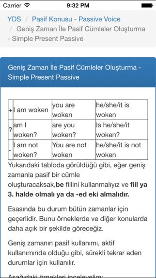YDS Ders Notları screenshot four