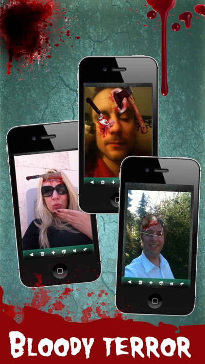 FrightCam - The Real Zombie Face Maker