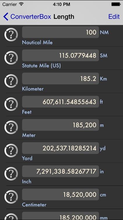 ConverterBox Free screenshot-4