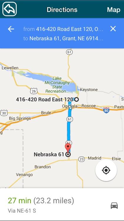 Nebraska Campgrounds & RV Parks Guide screenshot-3