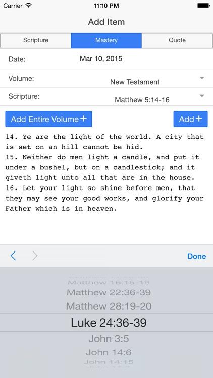 Memorize Scriptures V2