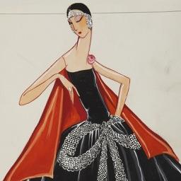 Jeanne Lanvin, exposition au Palais Galliera