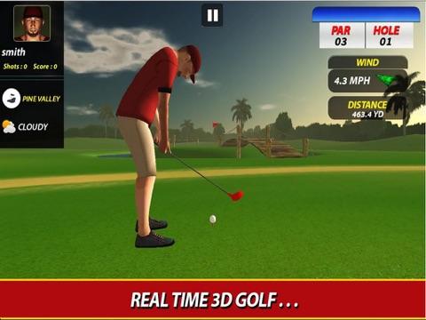 Скачать Профессиональный гольф игра про