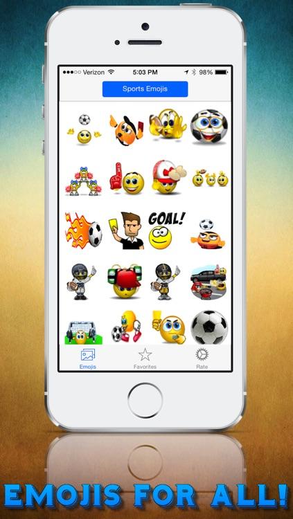 Hockey Emojis screenshot-3