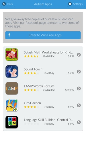 Ipads For Autism Best Autism Education >> Autism Apps On The App Store