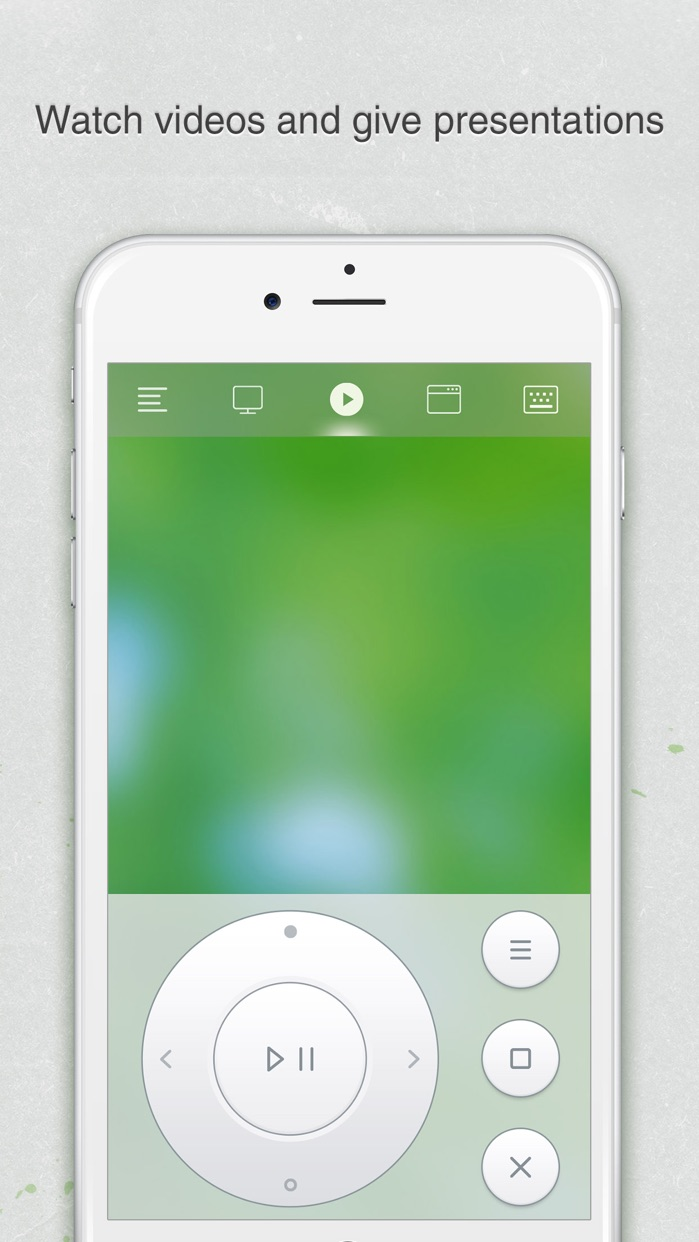 Remote Mouse - wireless keyboard & trackpad Screenshot