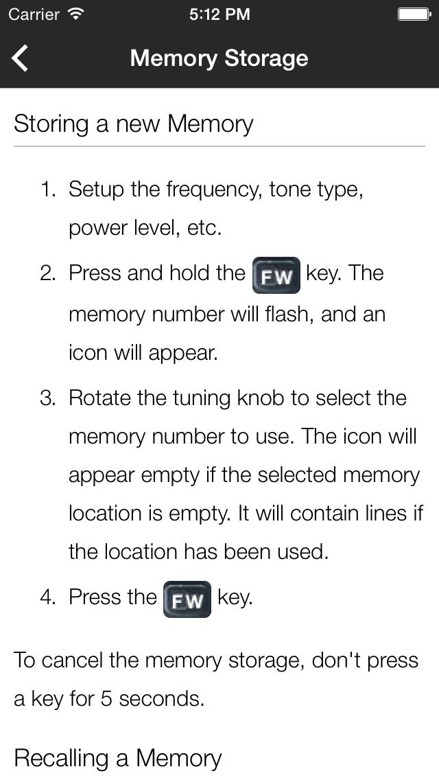 VX-8 Guideのおすすめ画像2