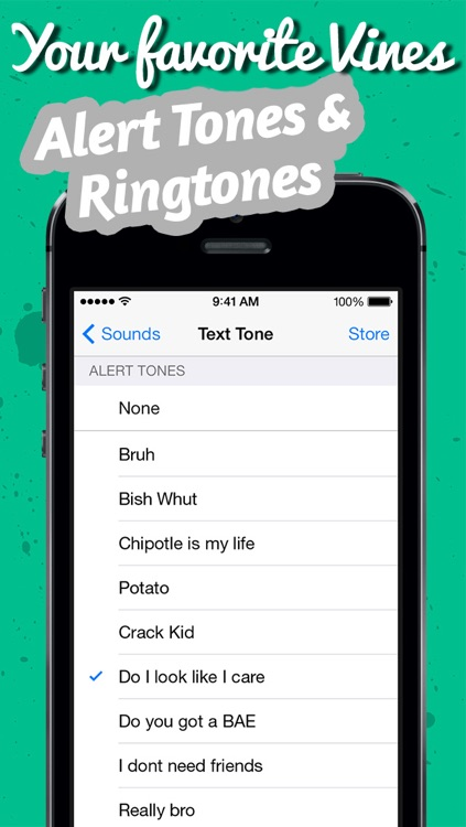 VTones - Ringtones and Alert Sounds (Vine Edition)