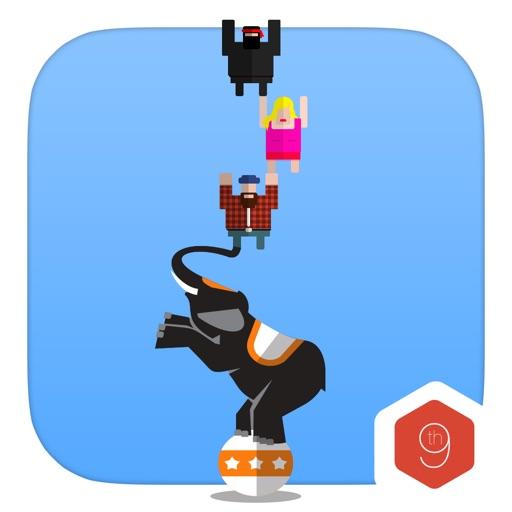 Acrobats Stacker iOS App