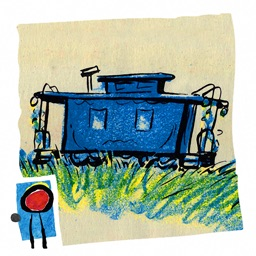 Chuggy and the Blue Caboose by Auryn