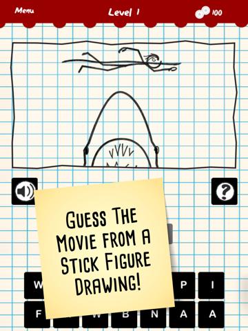 Stick Figure Movie Trivia screenshot