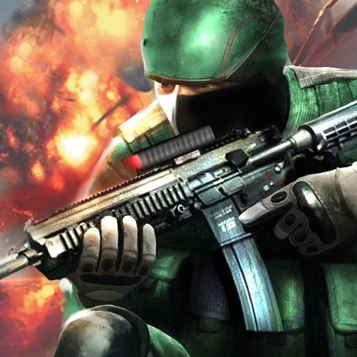 A SWAT Assault Commando (17+) - Sniper Team Six