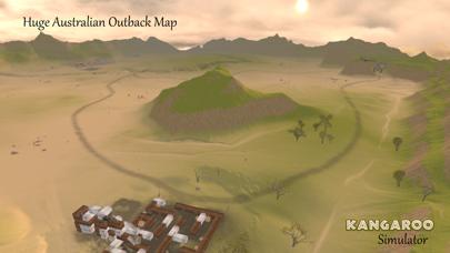Kangaroo Simulator screenshot two