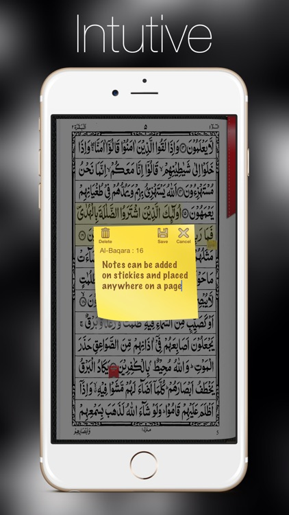 Quran Kareem 13 Line for iPhone & iPod screenshot-3
