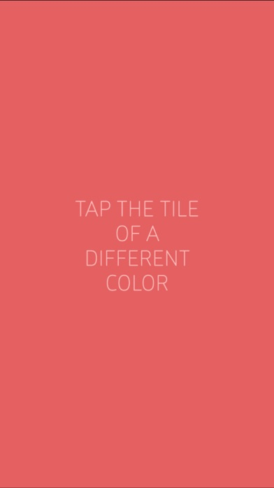 Color Shades ~ Tap the Different Color Shade if You Can
